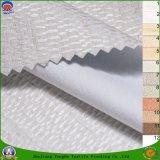 Tissu imperméable à l'eau tissé par textile à la maison de rideau en guichet d'arrêt total de franc de tissu de polyester