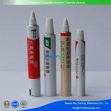 Embalaje farmacéutico Crema cosmética Tubo plastificado de plástico laminado