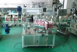 Автоматическая машина для прикрепления этикеток бочонков масла двигателя