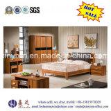 현대 가정 킹사이즈 베드 멜라민 침실 가구 (SH-016#)