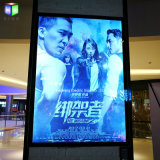 27 X 40 Inch Movie Posters Backlit Adertising Black Aluminium Frame LED Light Box Display