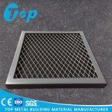 Heiße eingetauchte galvanisierte erweiterte Metallineinander greifen verwendete Decke