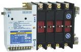 200 amperios 50Hz 3 elegantes interruptor automático de la transferencia de 4 fases