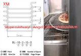Конвейерные пиццы, Metal плоские конвейерные ячеистой сети гибкого трубопровода