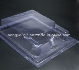 Belüftung-transparente Spielzeug-Blasen-verpackenkasten