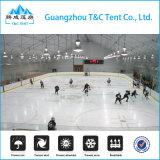 25X60m Polygon Tent Temporário temporário para esportes ao ar livre Horse Arena