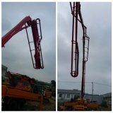 Maquinaria usada do equipamento de construção do caminhão da bomba concreta de Putzmeister 42m do elefante de Alemanha