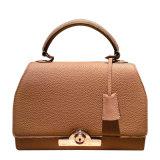 Mkの方法袋OEMデザイナー女性の革上のハンドルのハンドバッグ