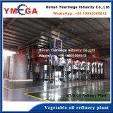 Usine complète de pétrole de la Chine traitant le matériel de raffinerie d'huile de cuisine de bonne performance