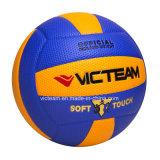 Bola robusta del voleibol de la última del diseño superficie del golf