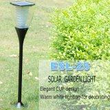 Im Freien Minirasen-Licht-Garten-Solarlampen-Produkt für Haupthof