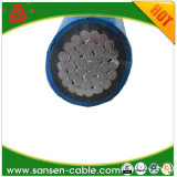 Pvc van de Leider van het Aluminium van de Kern van het lage Voltage isoleerde Enig Elektronische Kabel