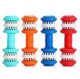 Haustierdumbbell-Zahn-Reinigungs-Spielzeug-Hundc$kugel-nahrungkugel