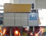 中間周波数IGBTの丸棒の鋼片の鍛造材の炉の誘導加熱機械