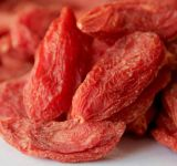 Ningxia organique sec rouge Wolfberry--380 Grains/50g