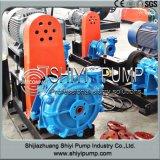 Pompe horizontale de boue de traitement des eaux d'exploitation lourde centrifuge