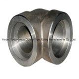 管付属品のステンレス鋼のソケットの肘
