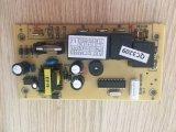 Reichweiten-Hauben-Bedienschalter mit Druckknopf und LCD-Bildschirmanzeige