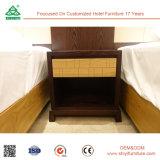 2017最も新しいカスタマイズされた寝室の家具木のNightstand
