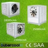refrigerador de aire a base de agua del acondicionador de aire evaporativo portable 18000CMH
