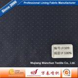 Qualitäts-Polyester-Schaftmaschine-Gewebe für Kleid-Futter Jt109