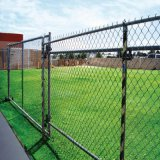 Aluminum Alloy Flexible Wire Chain Link Fence for Sport Area