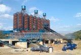 Gewundenes Trennzeichen für Schwerkraft-Bergwerksausrüstung