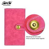 Caixa do telefone de pilha da carteira de Sparable das ranhuras para cartão de Shs multi para a nota 3 de Xiaomi