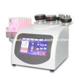 Vente en gros RF 40k Ultrasonic Multipolar Vacuum Body Slimming Fitness Fat Burning Beauty Machine