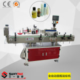 Étiquette de bouteille ronde de la Chine faisant la machine