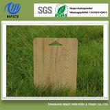 Capa de madera especial del polvo del efecto para el aluminio