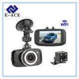 carro DVR de WiFi do gravador de vídeo de 1080P Dascam mini com visão noturna