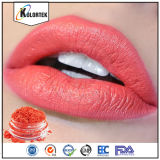 Polvo de mica colorido cosmético del pigmento de la perla para el lápiz labial