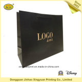 Sacos de papel do ouro do OEM/saco do presente/saco luxuoso /Handbags
