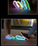男の子の女の子のための2015の方法明るいLED靴