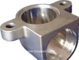 Часть OEM части нержавеющей стали подвергая механической обработке промышленная просверленная CNC