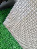 Nieuw Ontwerp, Convexo-Concave Oppervlakte, Tegel van de Muur van het Ontwerp van Carrara de Ceramische (300*600mm)