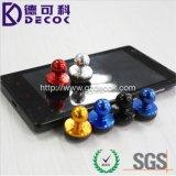 De kleine Bedieningshendel Joypad van het Spel van de Stok van de Grootte voor de Androïde MiniTuimelschakelaar van iPhone iPad