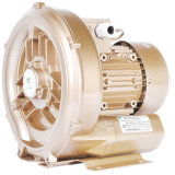 ventilador lateral del canal 0.4kw para el sistema de tratamiento de aguas residuales