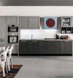 台所家具木PVC食器棚