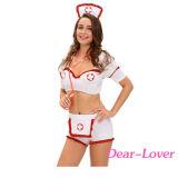 薬剤の注入の浮気者の看護婦の衣裳