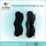 Masque protecteur de nettoyage profond de bande de nez de point noir de charbon de bois