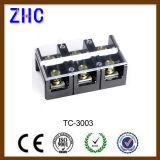 Tc6004 600のAMP 600ボルトの防水銅DINの柵の端子ブロックのコネクター