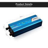 DC12V/24V/48V ao inversor puro da onda de seno de AC110V/220V 50Hz 1000W