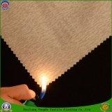 Покрытие Fr ткани полиэфира ткани тканья сплетенное водоустойчивое Flocking ткань занавеса светомаскировки