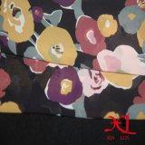 Tissu 100% Chiffon d'impression de polyester pour la robe/Hijab