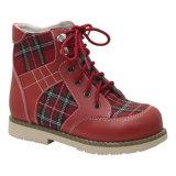 Bequemer Support bereift Kind-korrektive Schuhe