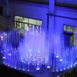 Высокотехнологичный компьютер фонтана нот - controlled фонтан воды