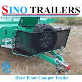 De harde Aanhangwagen van de Kampeerauto van de Vloer