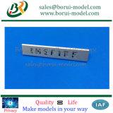 Алюминиевый лазер точности режа быстро прототип, обслуживание Prototyping CNC быстро